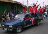 Los obreros y campesinos de El Salvador derrotan el fraude electoral y ganan las elecciones