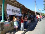 Elecciones en Ilobasco, ejemplo de combatividad