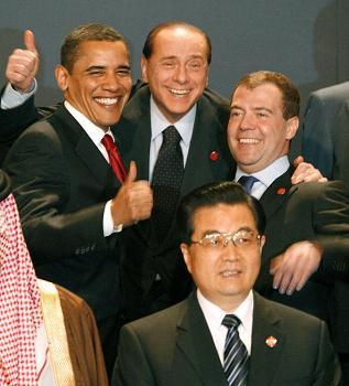 El fracaso del G-20 y la demagogia de la burguesía internacional
