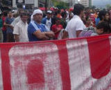 El Salvador se solidariza con nuestros hermanos trabajadores de Honduras