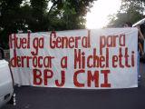 Exitosa marcha en contra del golpe de Estado en Honduras