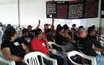 4º  Congreso Nacional del Bloque Popular Juvenil: Enormes posibilidades de desarrollo de la CMI en Centroamérica