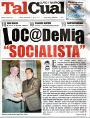 Oposicionista venezolano ataca a Chávez y a Alan Woods