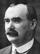 Connolly y el insurrección de Pascua de 1916