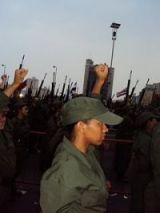 Venezuela: El pueblo en armas