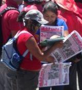 La Intervención de la Corriente Marxista Internacional el 1° de Mayo en  América Latina