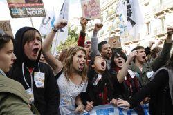 """Crecen las huelgas en Francia – ¡Hay que paralizar el país para detener la """"reforma"""" de las pensiones!"""