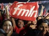 Celebración de los 30 años del FMLN  ¡El pueblo demostró su apoyo al partido!