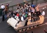La revolución en Egipto. El poder está en la calle