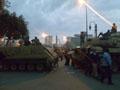 """La revolución egipcia: """"El pueblo quiere el fin del sistema"""""""