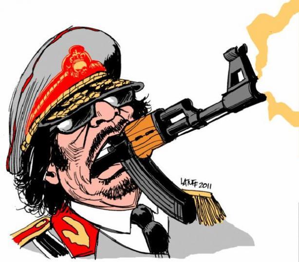 La verdad sobre el actual levantamiento revolucionario en Libia