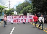 Los sindicatos y el FMLN: De las Luchas Económicas al programa político