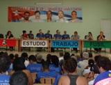 México: Prensa Latina entrevista a miembros de la Corriente Marxista Internacional y de los Jóvenes de Izquierda Social del PRD en solidaridad con los 5 presos cubanos