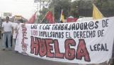 Once días de huelga: SELSA una inspiración para los trabajadores