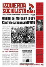 México: Tras 21 años de Militante nace La Izquierda Socialista