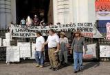 Lucha sindical a inicios del 2012