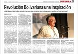 Alan Woods: Hugo Chávez defendió el socialismo en el mundo como la única vía para la salvación de la humanidad