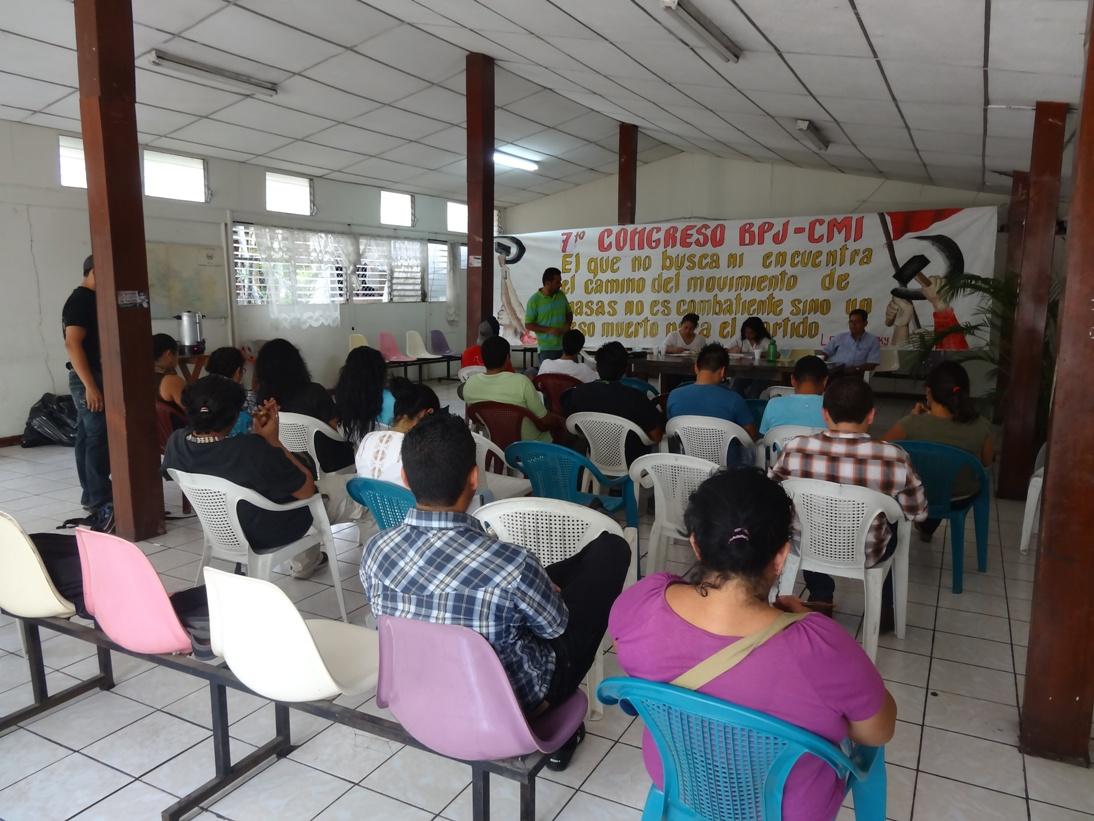 VII Congreso Nacional del  Bloque Popular Juvenil, un llamado al fortalecimiento y el avance de las fuerzas del marxismo