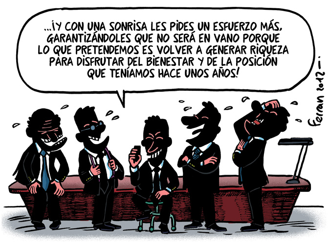 ¡La reforma Fiscal y la doble moral de la burguesía!