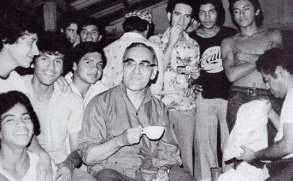 ¡Monseñor Romero es del Pueblo!