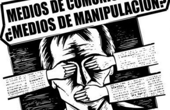 La manipulación burguesa en los medios de comunicación