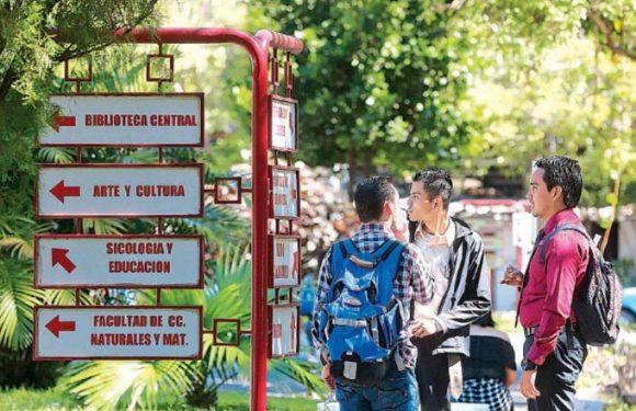 """La """"democracia de la UES"""" anula elecciones en Humanidades"""