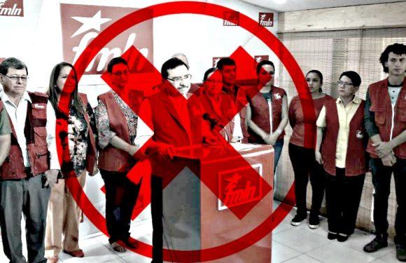 ¡Dimisión de la CP del FMLN! Congreso extraordinario por la construcción de un programa anticapitalista