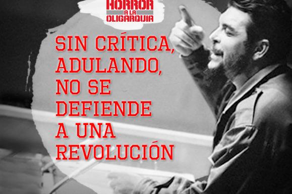 Carta a la redacción: La crítica pública para salvar los procesos revolucionarios