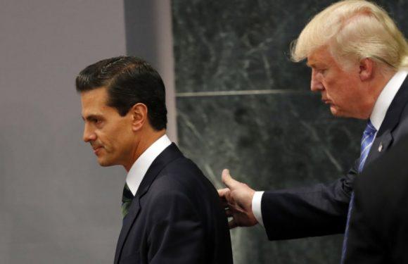El envío de tropas estadounidenses a la frontera con México y el servilismo de Peña Nieto