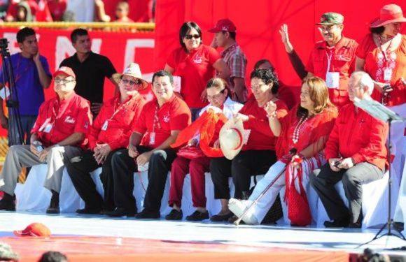 Reacciones de los dirigentes del FMLN ante la derrota del 4 de marzo