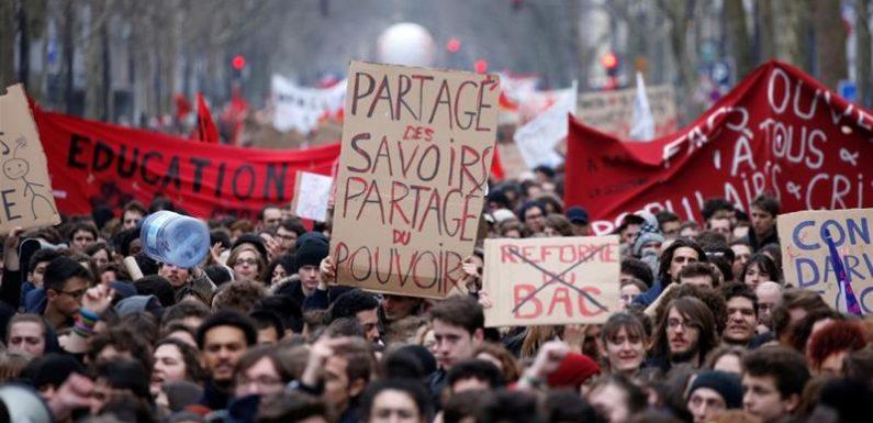Francia: la resistencia a los recortes de Macron al sector público revive la memoria de Mayo del 68