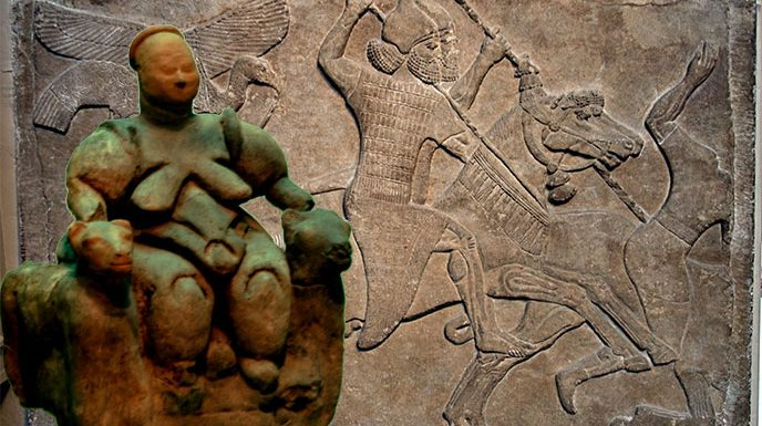 Catal Huyuk, la diosa madre y el mítico matriarcado