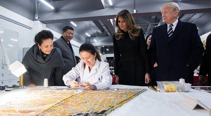 Comercio mundial: Trump pone sus ojos sobre China