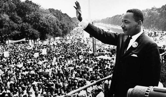 La muerte de Martin Luther King