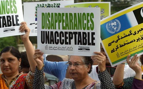 Pakistán: ¡Seis camaradas de la CMI desaparecidos por el ejército!