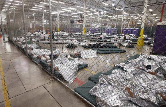 """La jaulas de Donald Trump y su política inhumana """"Tolerancia Cero"""""""