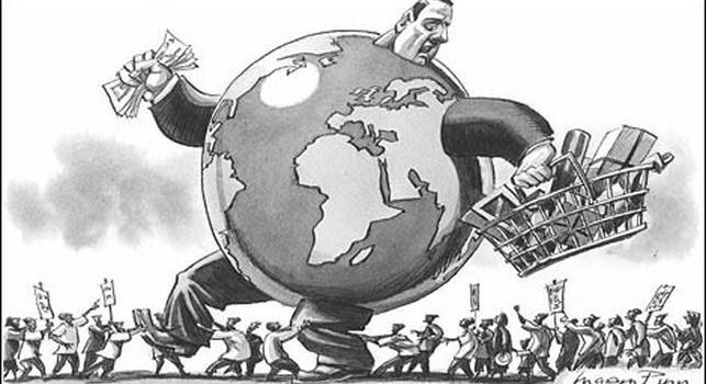 Recursos Naturales: Mercancías para el Capitalismo