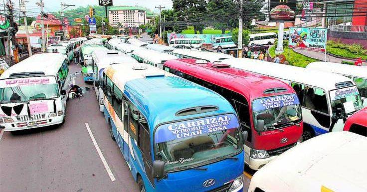 Honduras: Paro Nacional De Transportistas; ¡La Lucha Se Enciende De Nuevo!