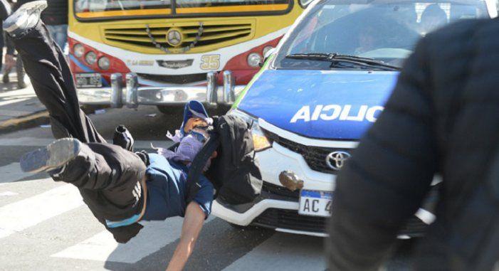 Argentina: Represión a los trabajadores del Astillero Río Santiago: Libertad a los detenidos