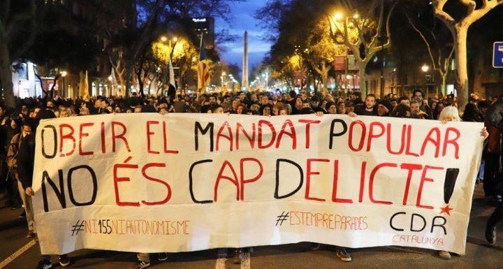 Catalunya: Para lograr la república, ¡hay que hacer la revolución!