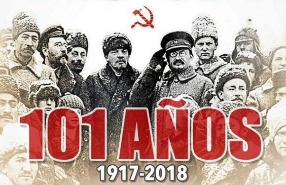 ¿Qué logró la Revolución de Octubre?