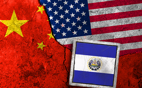 Relaciones comerciales El Salvador-China, en la mira de Washington
