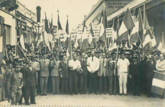 COMUNICADO, a 74 años de la revolución del 44 en Guatemala
