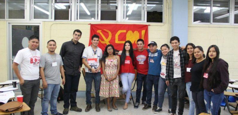Presentación de la revista América Socialista #18 en Honduras