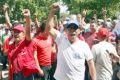 Contra el Fraude electoral de San Isidro, Huelga General