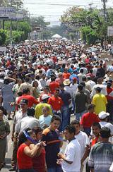 San Miguel: ¡La decisión del pueblo no es negociable!
