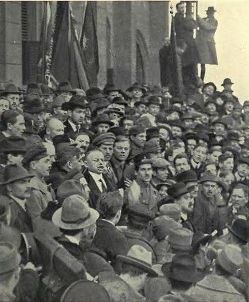 A 90 años de la revolución Húngara de 1919