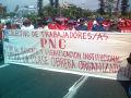 1º de Mayo, un día de lucha en El Salvador