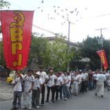 Solidaridad desde El Salvador para el Sindicato Mexicano de Electricista y el pueblo de México