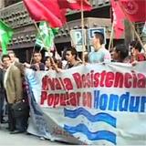 [VÍDEO] Concentración Madrid contra el golpe de Estado en Honduras